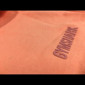 NWT! GYMSHARK XL women's cropped hoodie sweater